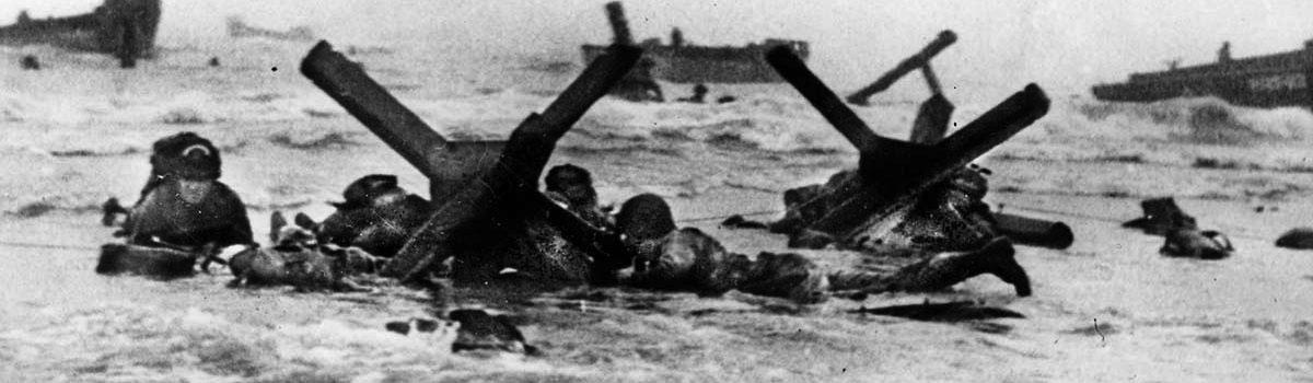 Normandy History